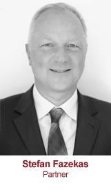 Stefan Fazekas — Partner