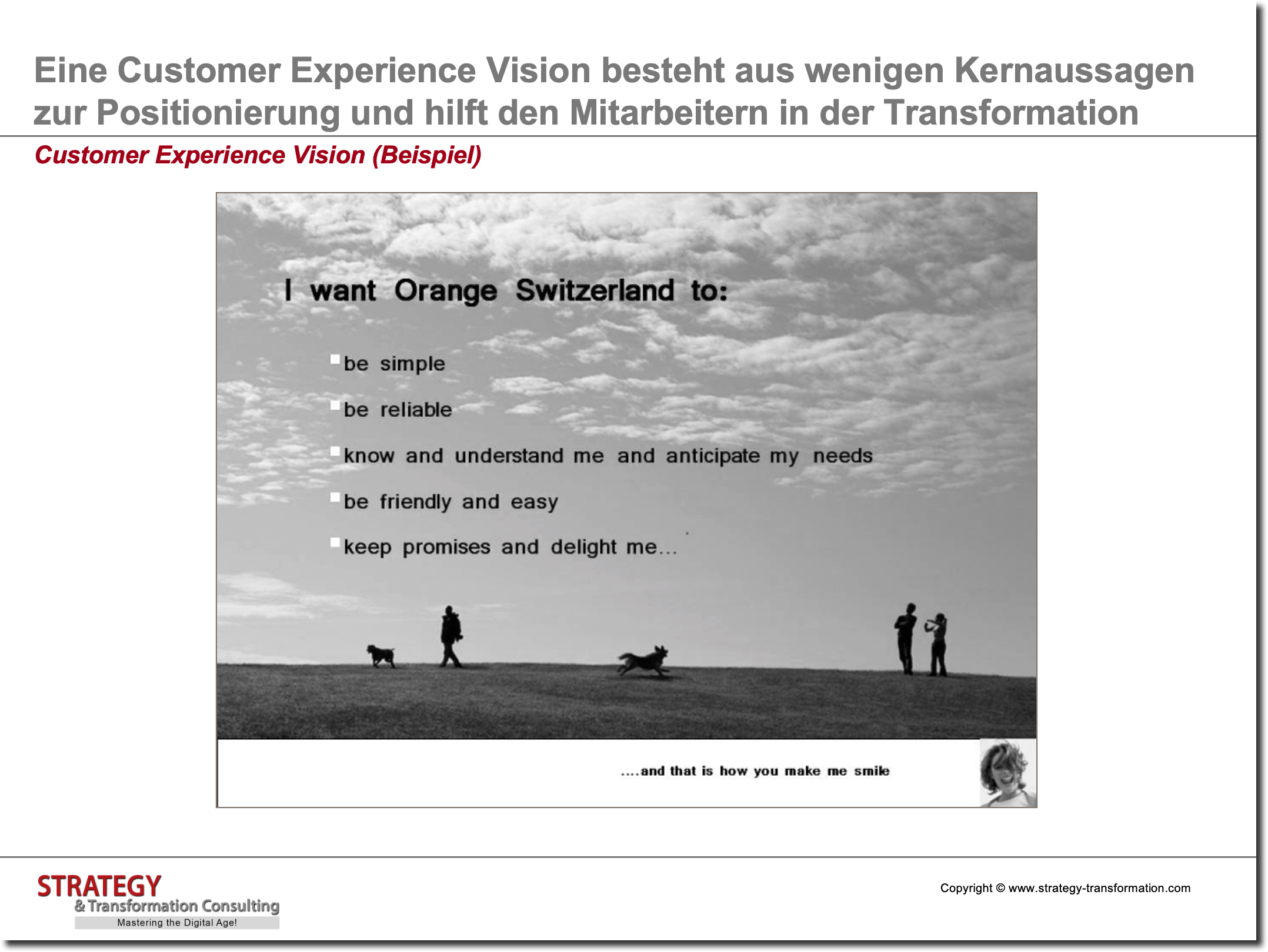 Customer Experience Management_Vision