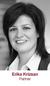 Erika Krizsan — Partner